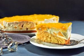 Mango-Frischkäse-Torte Looks Berlin Foto Maike Helbig / myotherstories.de