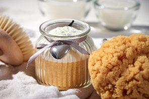 Maisgries-Peeling: Einfach selber machen und Umwelt schonen