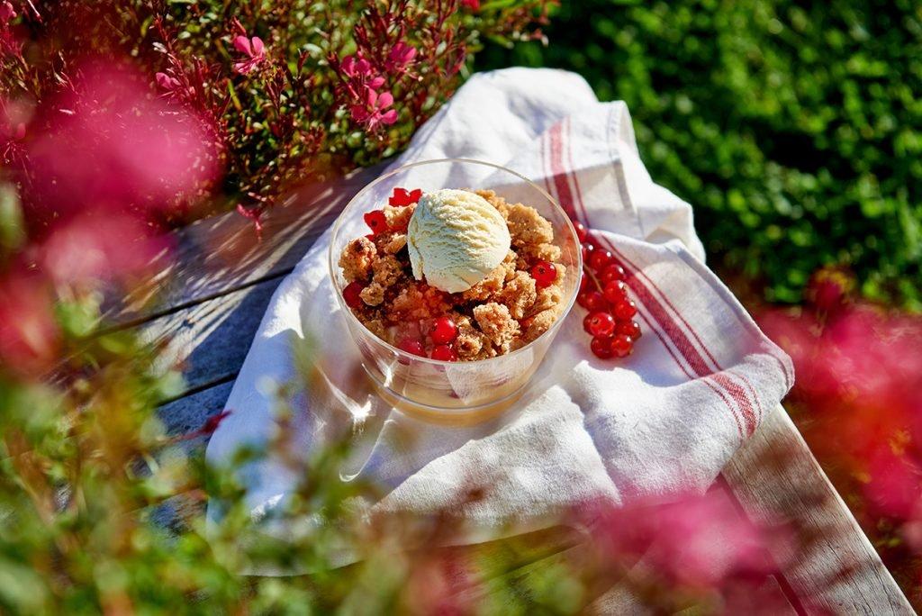 Fruchtcrumble Foto Maike Helbig / www.myotherstories.de