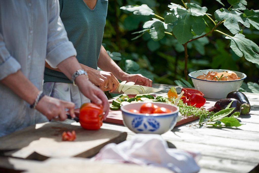 Kitchen Stories Zu Gast bei Anne-Katrin Weber Foto Maike Helbig / www.myotherstories.de