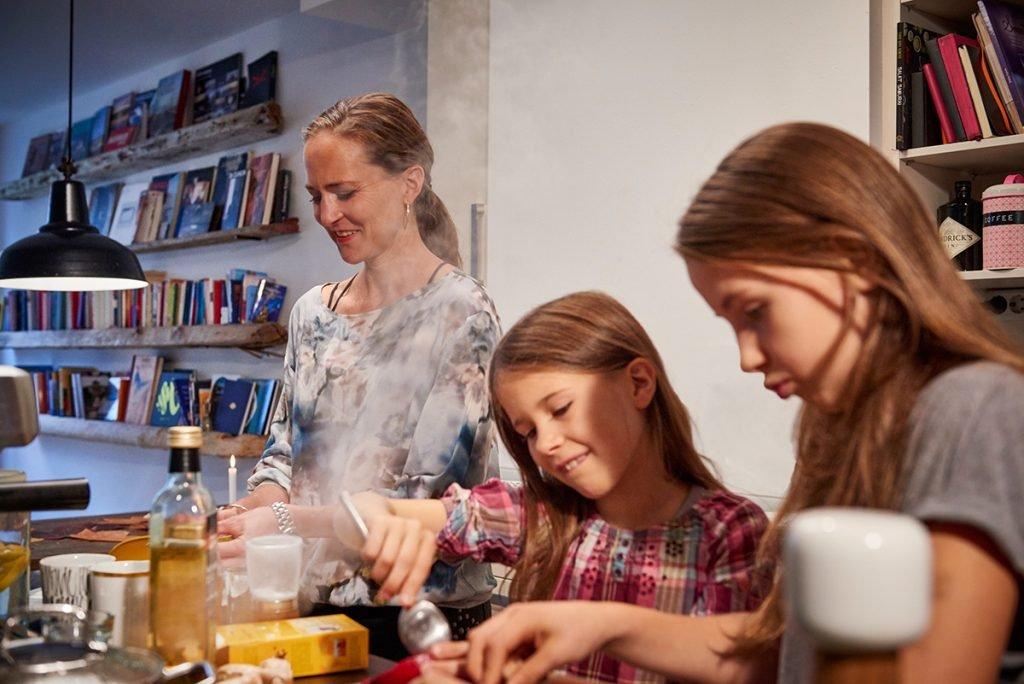 Kitchen Stories Jeannine Platz Foto: Maike Helbig / www.myotherstories.d