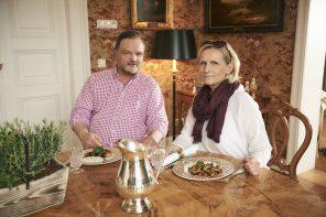 Der Fürst macht Fenchel: Zu Gast bei Alexander zu Schaumburg-Lippe