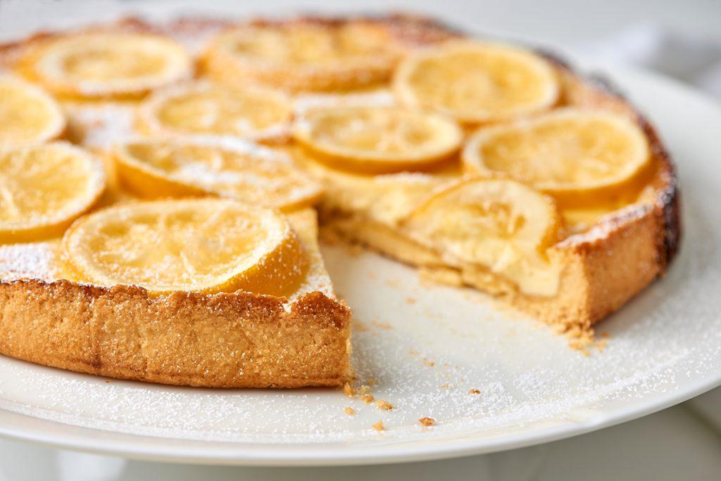 Sauer macht süchtig Citrus-Cheescake Foto Maike Helbig / www.myotherstories.de