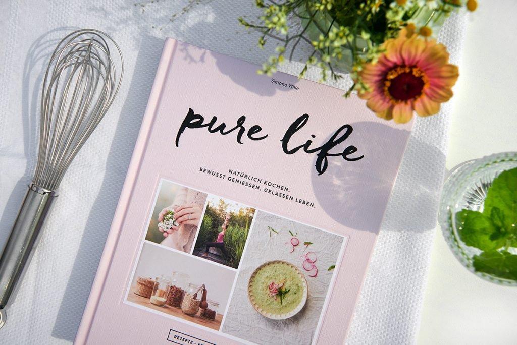 Cover-Buch-Pure Life: Ein Buch für Körper, Geist und Seele