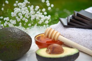 Zutaten-Mousse-au-Chocolat-Gesichtsmaske: Feuchtigkeit und Schutz für die Haut-Foto: Maike Helbig-myotherstories.de