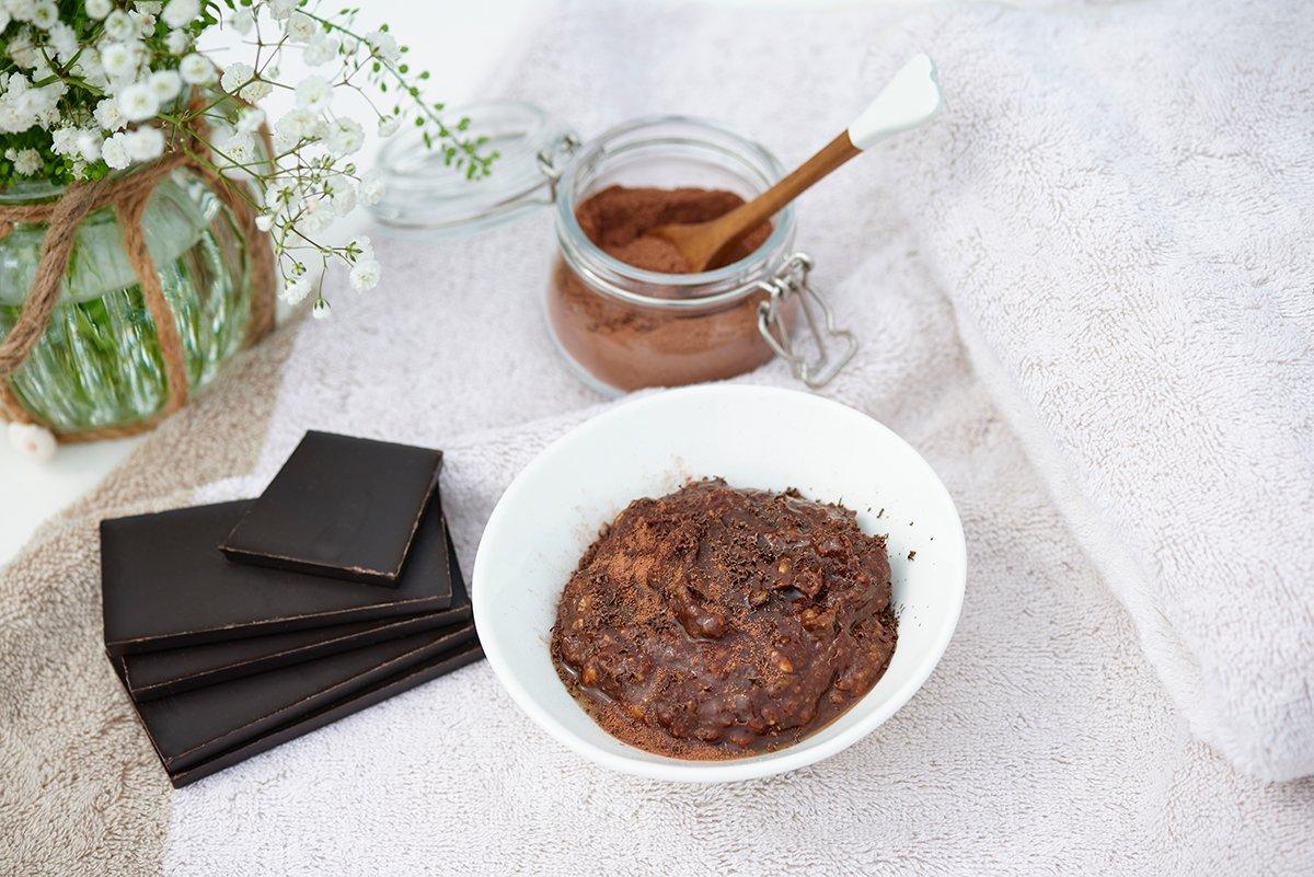 Schokoladen-Gesichtsmaske-aus-Schoen-und-Gesund-Kochen-und-Kosmetik-fuer-gutes-Aussehen-myotherstories.de